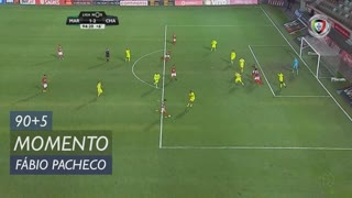 Marítimo M., Jogada, Fábio Pacheco aos 90'+5'