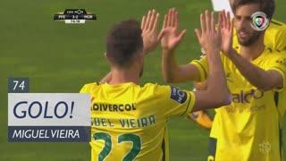 GOLO! FC P.Ferreira, Miguel Vieira aos 74', FC P.Ferreira 3-2 Moreirense FC