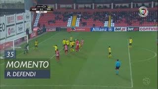 CD Aves, Jogada, Rodrigo Defendi aos 35'