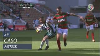 Vitória FC, Caso, Patrick aos 34'