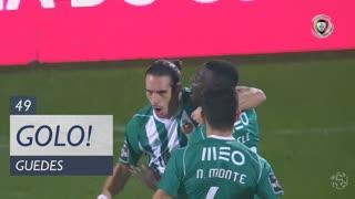 GOLO! Rio Ave FC, Guedes aos 49', Rio Ave FC 2-0 FC P.Ferreira