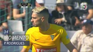 Estoril Praia, Jogada, Pedro Rodrigues aos 34'