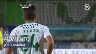 Vitória FC, Jogada, João Amaral aos 25'
