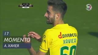 FC P.Ferreira, Jogada, António Xavier aos 17'