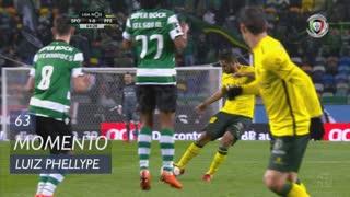 FC P.Ferreira, Jogada, Luiz Phellype aos 63'
