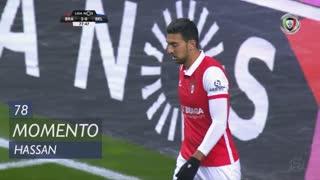 SC Braga, Jogada, Hassan aos 78'