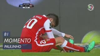 SC Braga, Jogada, Paulinho aos 81'