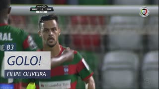 GOLO! Marítimo M., Filipe Oliveira aos 83', Marítimo M. 1-2 GD Chaves