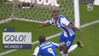 GOLO! FC Porto, Ricardo Pereira aos 4', FC Porto 1-0 FC P.Ferreira