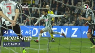 Vitória FC, Jogada, Costinha aos 42'