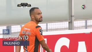 Portimonense, Jogada, Paulinho aos 36'