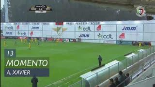 FC P.Ferreira, Jogada, António Xavier aos 13'