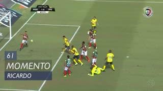 FC P.Ferreira, Jogada, Ricardo aos 61'