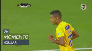 Estoril Praia, Jogada, J. Aguilar aos 36'