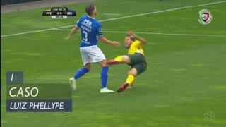 FC P.Ferreira, Caso, Luiz Phellype aos 1'