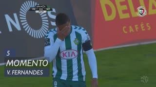 Vitória FC, Jogada, Vasco Fernandes aos 5'