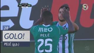 GOLO! Rio Ave FC, Pelé aos 28', Rio Ave FC 1-0 Marítimo M.