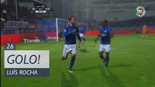 GOLO! CD Feirense, Luís Rocha aos 26', CD Feirense 1-1 FC Porto
