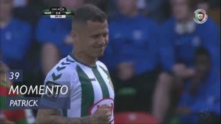 Vitória FC, Jogada, Patrick aos 39'
