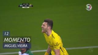 FC P.Ferreira, Jogada, Miguel Vieira aos 12'