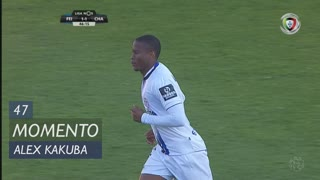 CD Feirense, Jogada, Alex Kakuba aos 47'