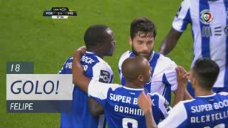 GOLO! FC Porto, Felipe aos 18', FC Porto 2-1 FC P.Ferreira