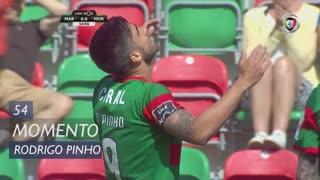 Marítimo M., Jogada, Rodrigo Pinho aos 54'