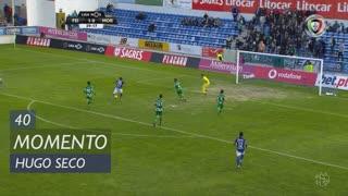 CD Feirense, Jogada, Hugo Seco aos 40'