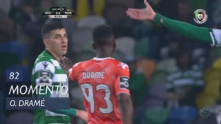 Moreirense FC, Jogada, Ousmane Dramé aos 82'