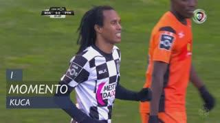 Boavista FC, Jogada, Kuca aos 1'