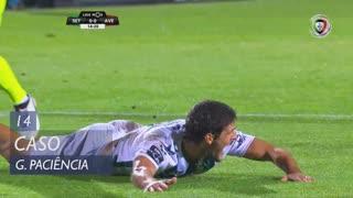 Vitória FC, Caso, Gonçalo Paciência aos 14'