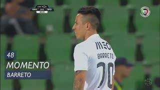 Rio Ave FC, Jogada, O. Barreto aos 48'