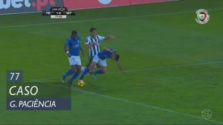 Vitória FC, Caso, Gonçalo Paciência aos 77'