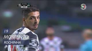 Boavista FC, Jogada, Rochinha aos 19'