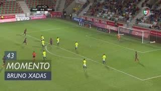 SC Braga, Jogada, Bruno Xadas aos 43'
