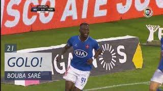 GOLO! Os Belenenses, B. Saré aos 21', Os Belenenses 1-0 Moreirense FC
