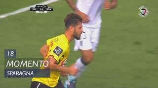 Boavista FC, Jogada, Sparagna aos 18'