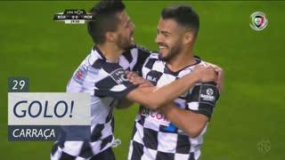 GOLO! Boavista FC, Carraça aos 29', Boavista FC 1-0 Moreirense FC