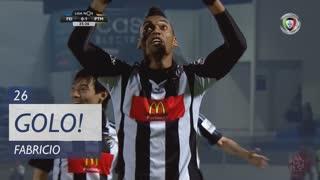 GOLO! Portimonense, Fabricio aos 26', CD Feirense 0-1 Portimonense