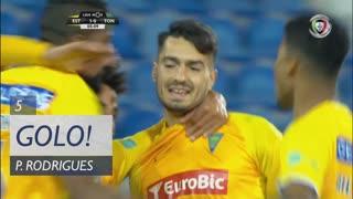 GOLO! Estoril Praia, Pedro Rodrigues aos 5', Estoril Praia 1-0 CD Tondela