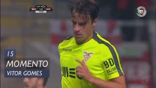 CD Aves, Jogada, Vitor Gomes aos 15'