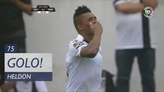 GOLO! Vitória SC, Heldon aos 75', Vitória SC 2-1 Marítimo M.