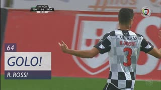 GOLO! Boavista FC, Raphael Rossi aos 64', CD Tondela 0-1 Boavista FC