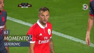 SL Benfica, Jogada, H. Seferovic aos 63'