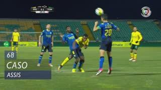 FC P.Ferreira, Caso, Assis aos 68'