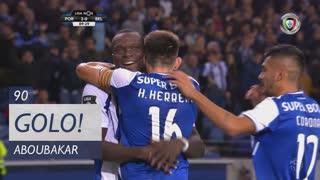 GOLO! FC Porto, Aboubakar aos 90', FC Porto 2-0 Belenenses