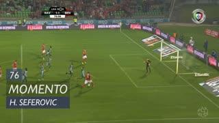 SL Benfica, Jogada, H. Seferovic aos 76'