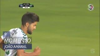 Vitória FC, Jogada, João Amaral aos 9'