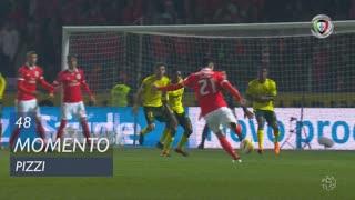 SL Benfica, Jogada, Pizzi aos 45'+3'