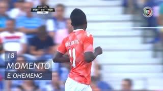 Moreirense FC, Jogada, E. Ohemeng aos 18'